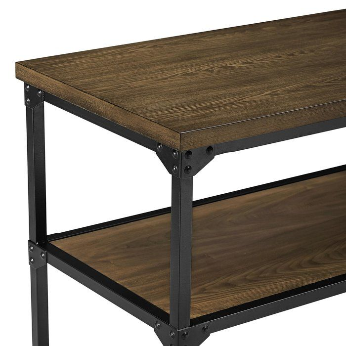 Gracie Oaks Delesha Multifunction Prep Table With Wood Top Reviews Wayfair Dorel Living Vintage Industrial Furniture Furniture
