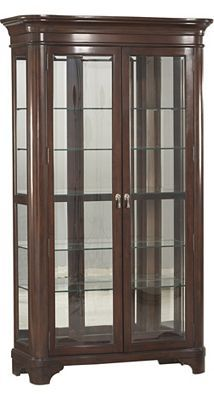 Havertys Sterling Heights Display Cabinet House