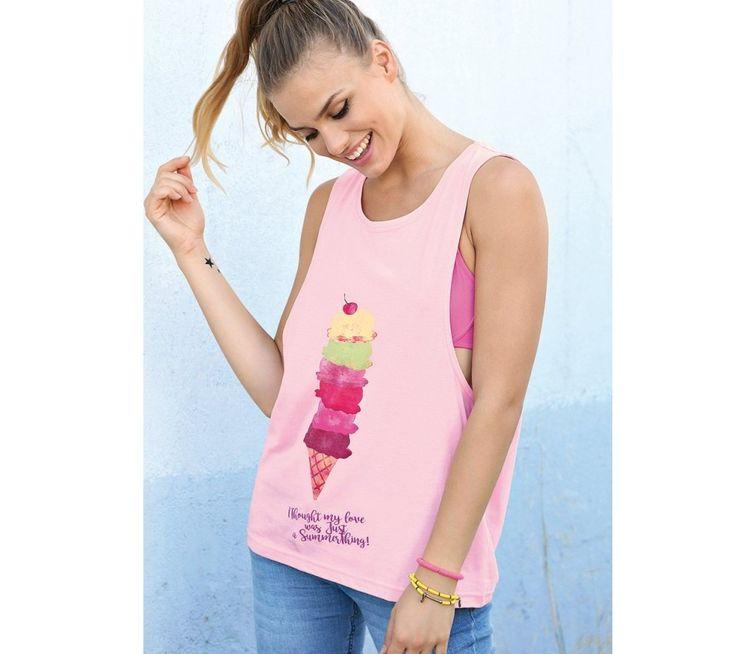Top s potiskem | modino.cz #ModinoCZ #modino_cz #modino_style #style #fashion #shirt