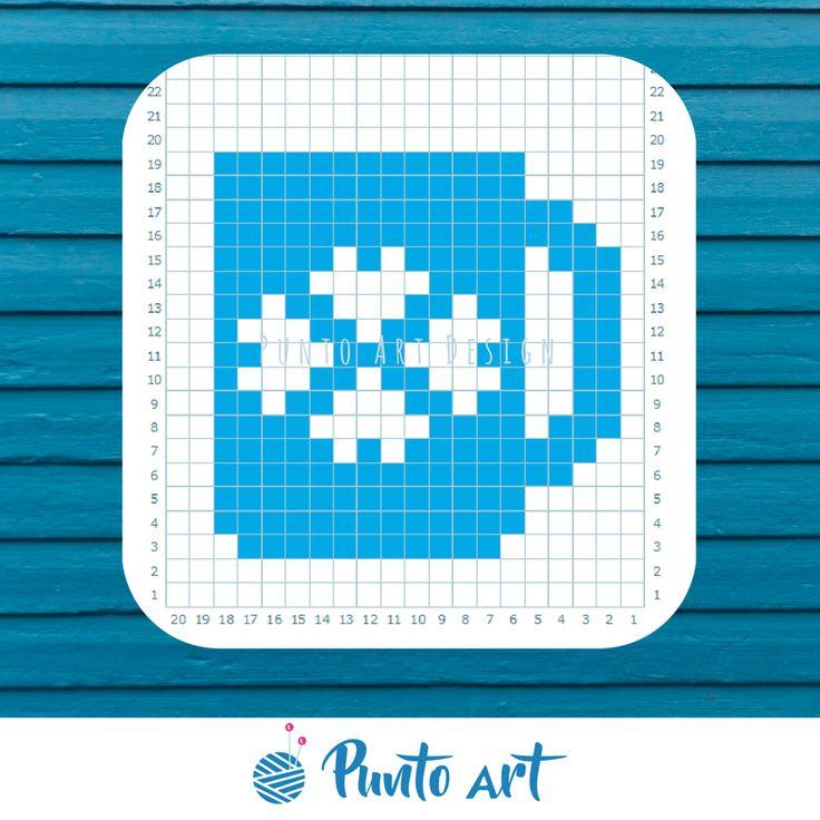 Knitting Design Graph Paper : B�sta id�erna om knitting graph paper p� pinterest