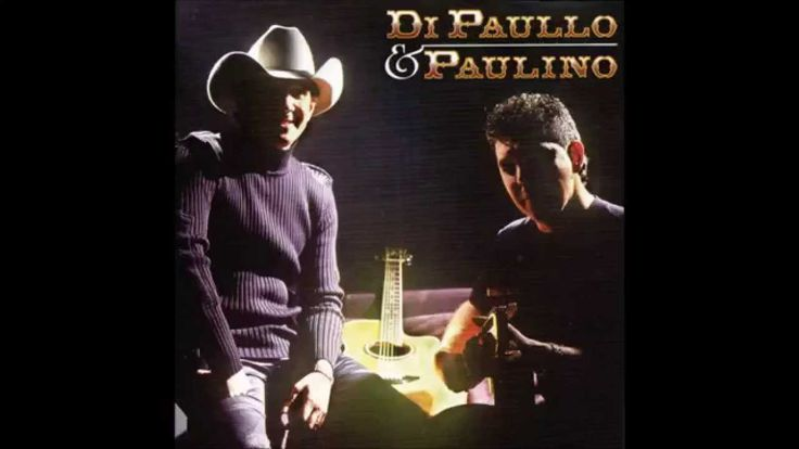 Só Você é o Remédio - Di Paullo E Paulino