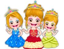 Play free online game Baby Hazel Princess Makeover on babyhazelgames.com. We have many Baby Hazel Grooming Games such as Baby Hazel Fashion Star, Baby Hazel Spa Makeover, Baby Hazel Dining Manners and much more.