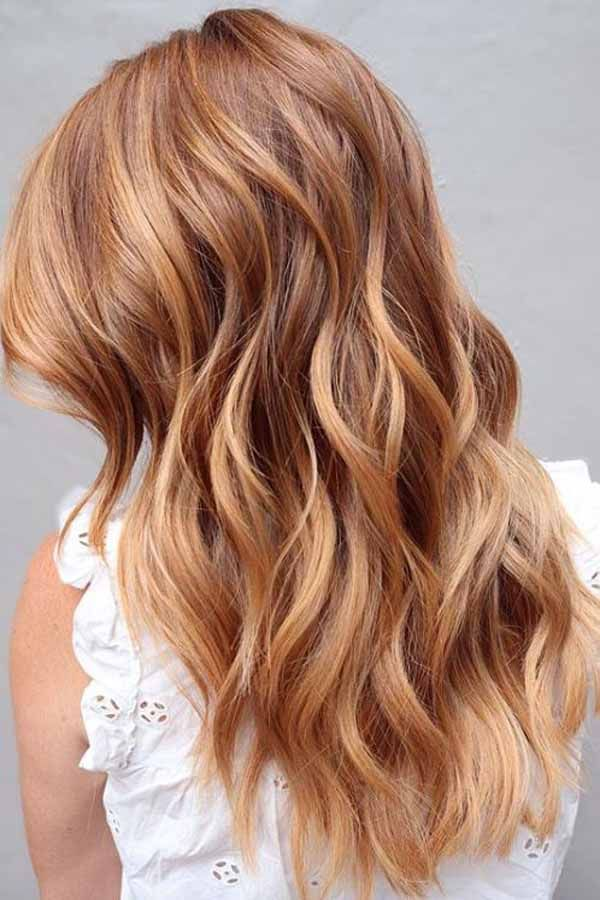 24 extra ordinary fall hair color for blondes : mustn't avoid