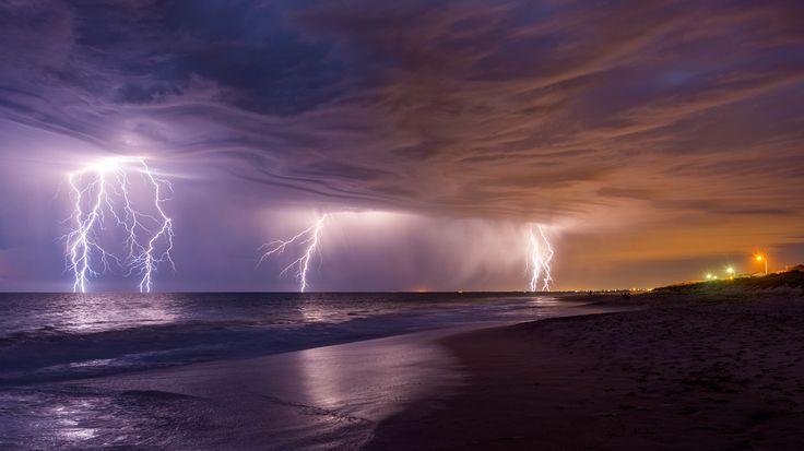 Stormy Skies - Skett13 Photography