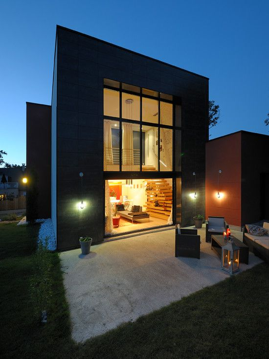Beautiful Exterior Home Design Trends: Best 25+ Contemporary Home Exteriors Ideas On Pinterest