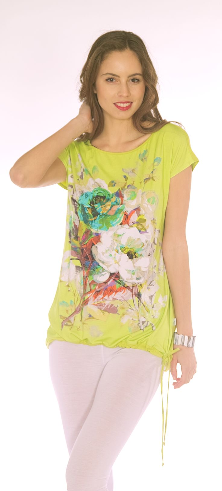 Floral Tunic T1516