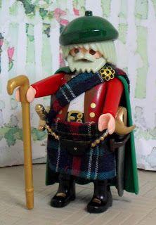 Scots ~ Emma.J's Playmobil