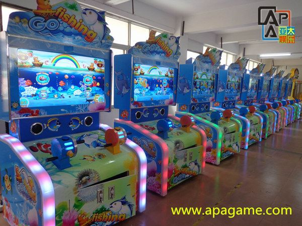 APA GAME Announces New Toy Crane Game Machines & Ticket Redemption Game Machines