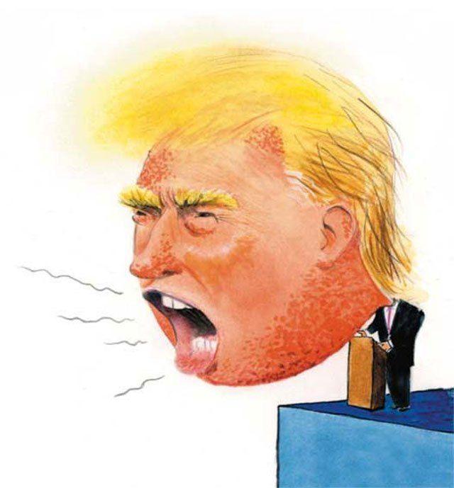La presentación del presidente norteamericano Donald Trump en las Naciones Unidas pudiera señalarse como debut y despedida. hghghghghghghghgh