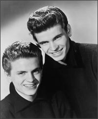 Rock & Roll. Don and Phil, the Everly Brothers #rock #music #1950s #fifties