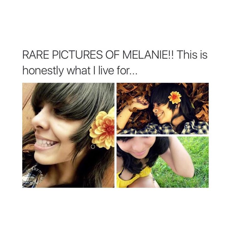 So yes these are really rare pictures of Melanie!! // be sure to check out my Melanie Martinez board and follow it for more!! @itskarebear23