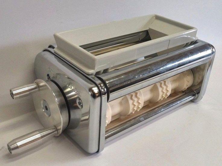 Kitchenaid krav ravioli maker 6 pasta maker mixer