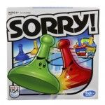 Sorry 2013 Edition Game- Move around the board while knocking your opponents off it