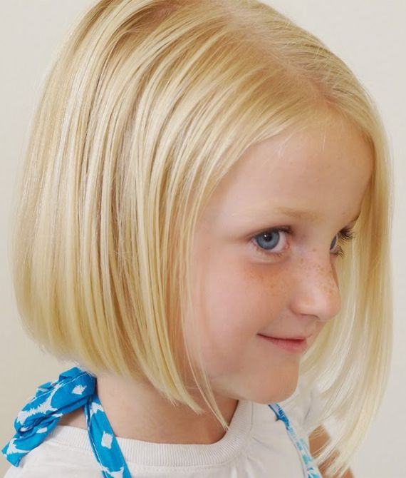 Cool Hairstyles For Little Girls 2017 2018 In 2020 Bob