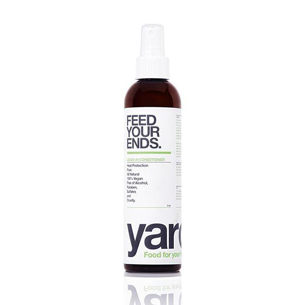 Feed Your Ends | Leave-in Conditioner and Heat Protectant...love this stuff.