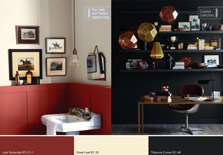 Plascon   Colour & Inspiration   Colour Forecast - Tailor Made delights in the everyday and explores a quiet luxury where simple design is valued for its honest and thoughtful approach. Familiar objects and everyday materials are combined with warm neutrals while evocative finishes like metallics, concrete and marble enhance the overall effect through tactility and depth.