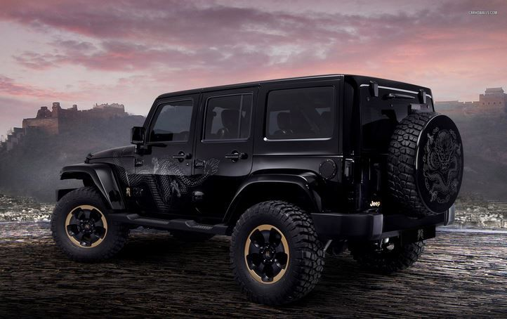 Every jeep is for real man