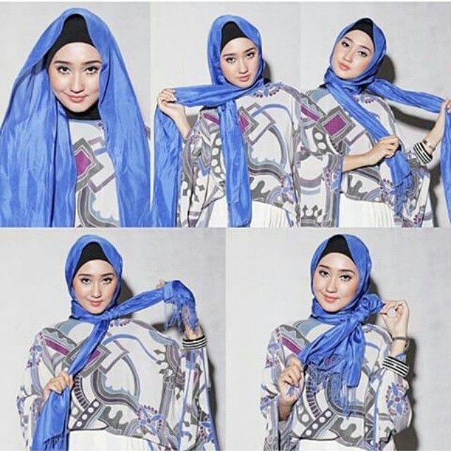 Dian Pelangi as you all know, is the most Inspirational Hijab blogger, Stylist, Designer and Wifey mashaAllah,her style is gorgeous yet very simple and easy to follow. This is one of her beautiful hijab wraps, that you can consider for…