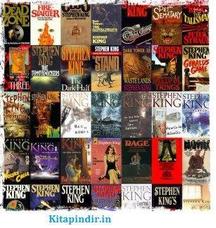 Stephen King E-Kitapları Arşivi - PDF indir - Kitapindir.in - E KİTAP İNDİR
