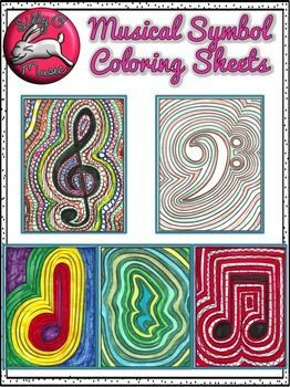 60 best images about music coloring sheets on pinterest elementary music music symbols and. Black Bedroom Furniture Sets. Home Design Ideas