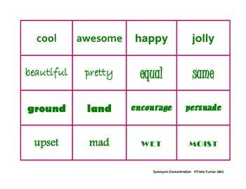 Group Synonyms - Yourhelpfulelf