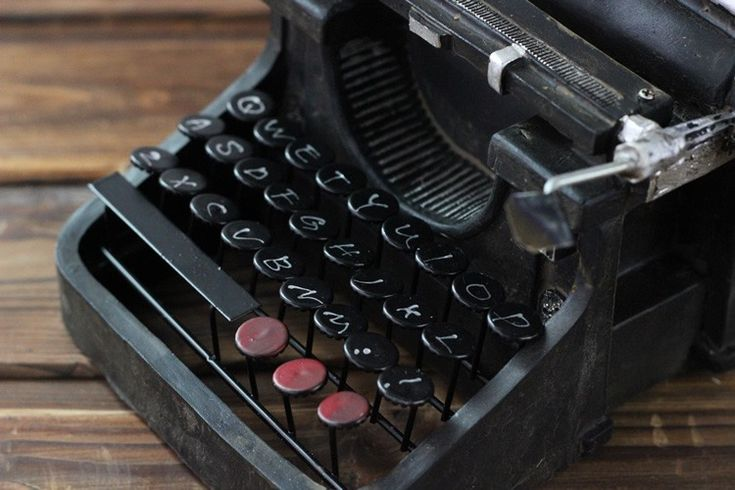 Stylish Vintage Typewriter Home Decor For Sale