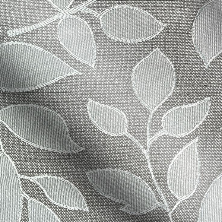 Toscana Pearl Grey Curtains