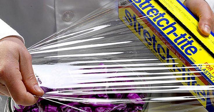 Пищевая пленка, дамы и господа! 13 хитрых способов применения чудо-материала.