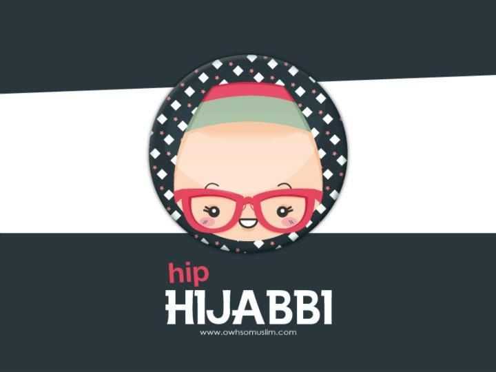 Hipster hijabi