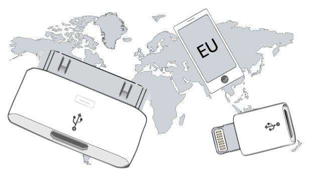 APPLE. Apple-lov skal spare tonsvis af skrot Mobiltelefoner giver hvert år i tusindvis af tons elektronikskrot i EU. Den nye opladerlov skal dæmme op for en del af skrotmængderne. D. 12/3 2014