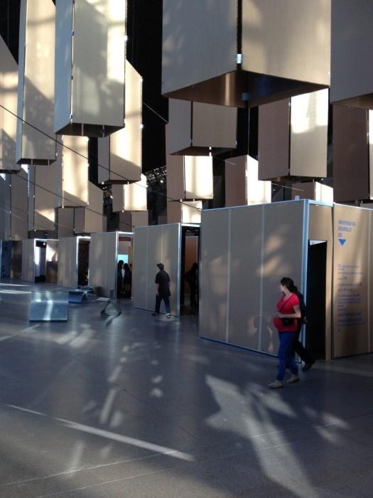 Muestra Universitaria en la XVIII Bienal de Arquitectura / Educando al Arquitecto del Futuro
