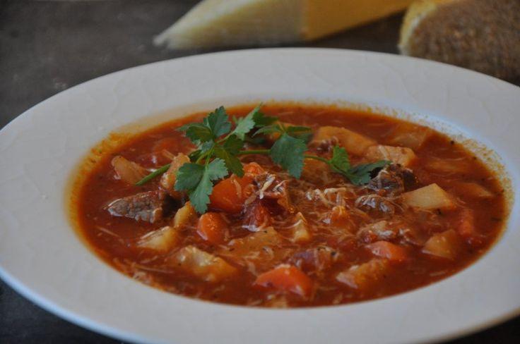 Gullash-suppe, Ungarn,Andet, Hovedret, Suppe, opskrift