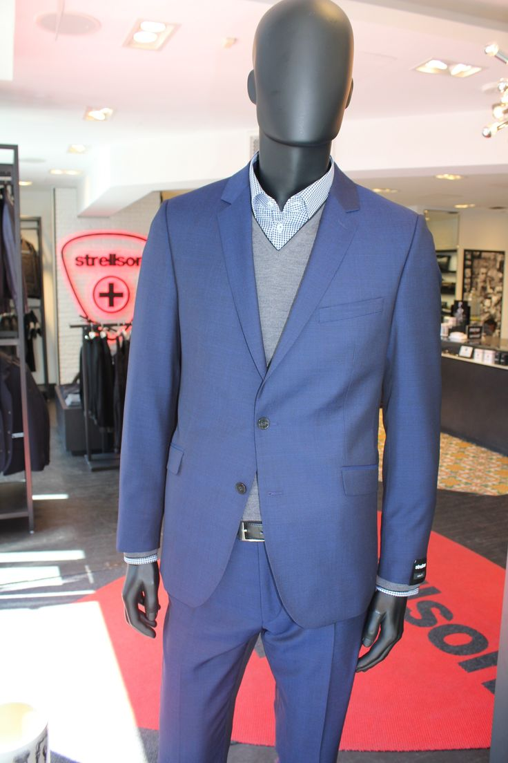 Our highly #fashionable Rick James suit. #Strellson #fall4Strellson #fallfashion #fashion #menswear #suits #style #stylish #premium #Canada #mensstyle #luxury