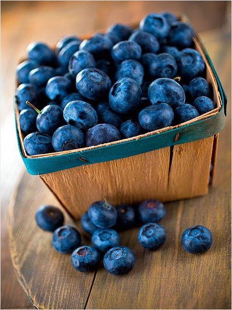 In Season Fruits: Blueberries     #wfmWinAVitamix #summer #berries