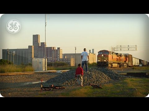 Train Lover's Childhood Dream Comes True, Finds Home At GE - Together We Work - GE