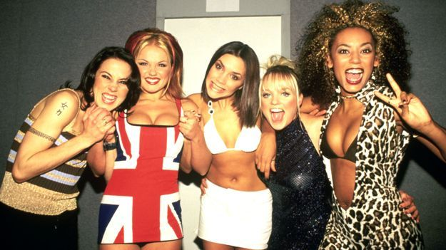 All Five Spice Girls Got Together At Last: See The 'Exciting' Reunion Pic http://www.mtv.com/news/3062618/spice-girls-reunion-pic/?utm_campaign=crowdfire&utm_content=crowdfire&utm_medium=social&utm_source=pinterest