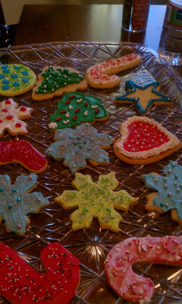 christmas cookies 2011