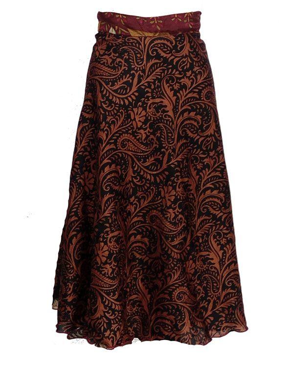Masser af nye silkesari nederdele netop lagt på shoppen. #unika #silkesari #nederdele #sommerfarver