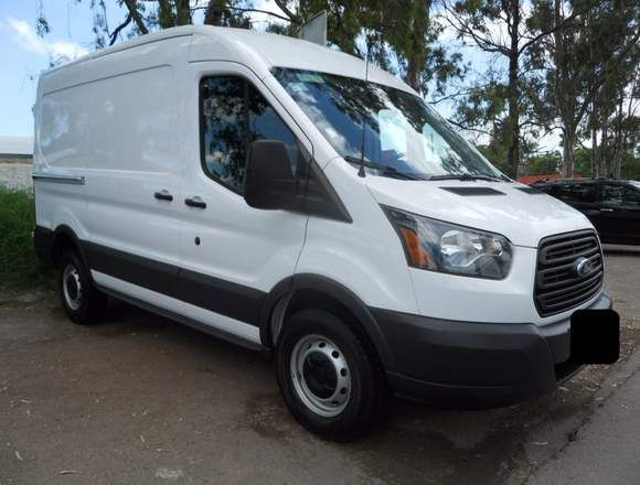 Ford Transit 2015 En Mexico Ford Transit Ford Anuncios Clasificados