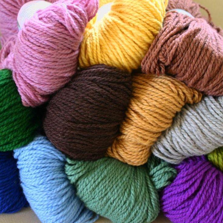 Wełniana włóczka z Łotwy 100% wool yarn from Latvia e-supelek.com.pl