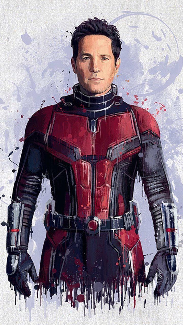Ant Man Wallpaper Marvel Superheroes Ant Man Avengers Marvel Artwork