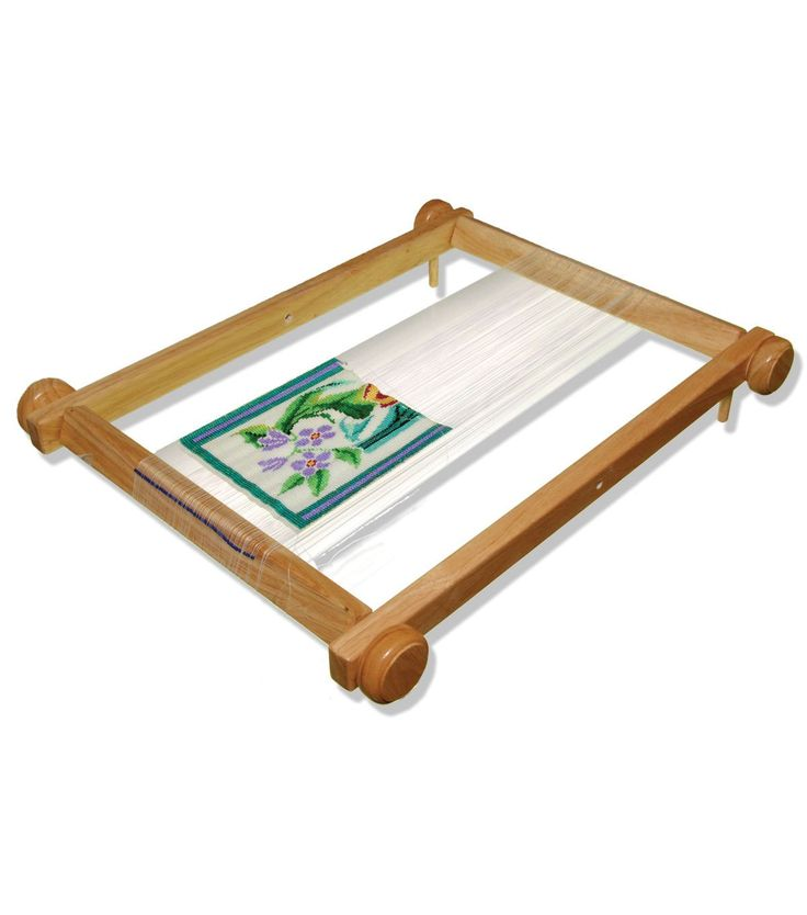 """Bead Loom 11"""" Hard Wood. online only 49.99 retail"""