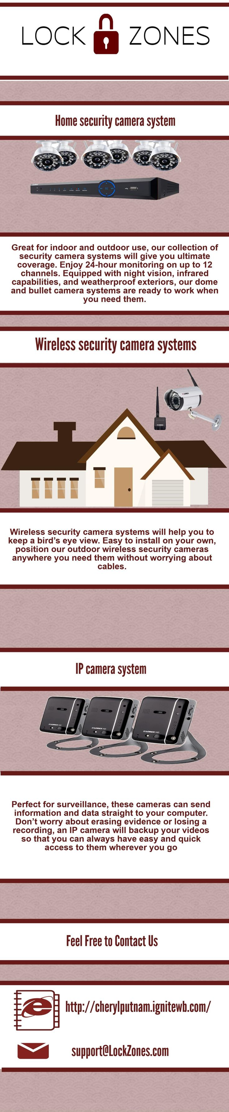 Home security camera systems can involve many camera systems like fixed video cameras, wireless security camera systems as well as other technologies that serve your unique needs and purpose.