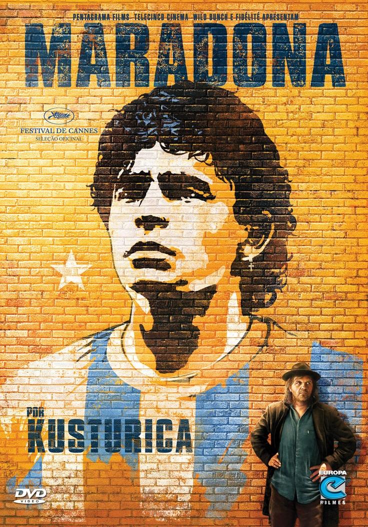 Maradona DVD