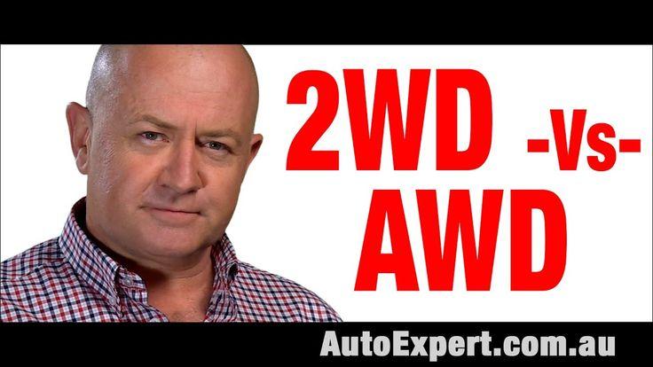 2WD versus AWD SUV: Which is best? | Auto Expert John Cadogan | Australia