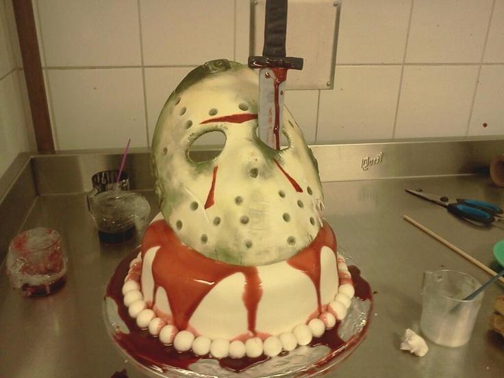 Arf1o Jpg 960 215 720 Jason Voorhees Cake Edible