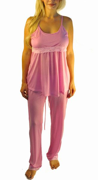 Nursing Pajamas-Bubble Gum