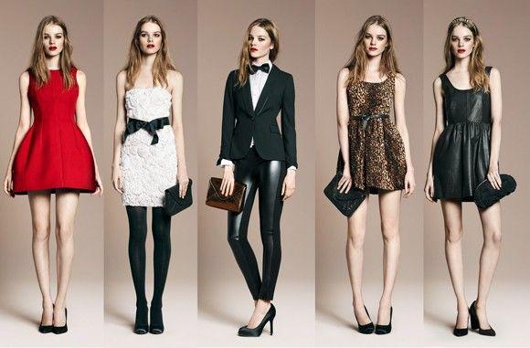 Come vestirsi per Capodanno 2013 | shefashiontrend.com