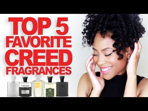 TOP 5 Favorite Creed Fragrances for MEN - Chosen By a Woman! (Best Creed Fragrances by Vava Couture) - YouTube