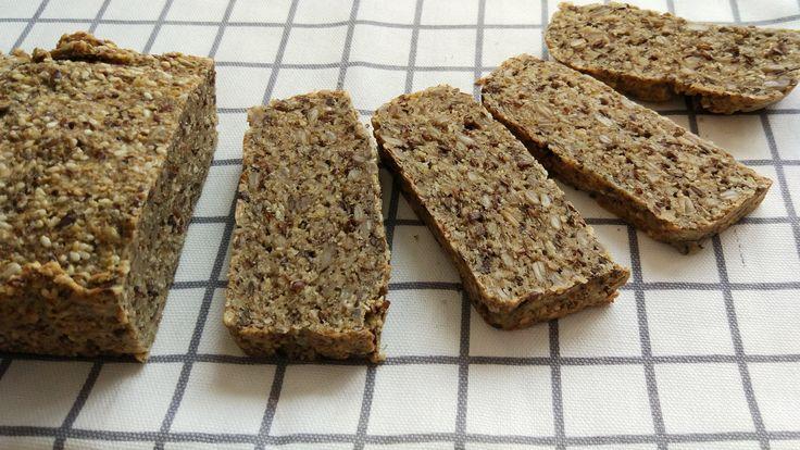 Pâine simplă din semințe